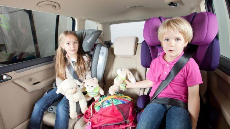 Kindersitze im Test: Viele Modelle schneiden gut ab (Foto)