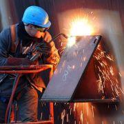 Schiffbauindustrie sieht nach Krisenjahren wieder Chancen (Foto)