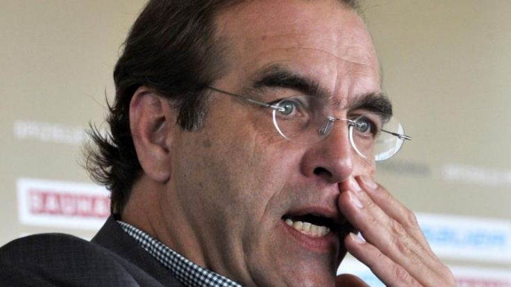 DEB-Präsident Harnos mit Rückendeckung (Foto)