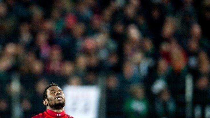 Pokerspiel beendet: Diouf verlässt Hannover 96 (Foto)