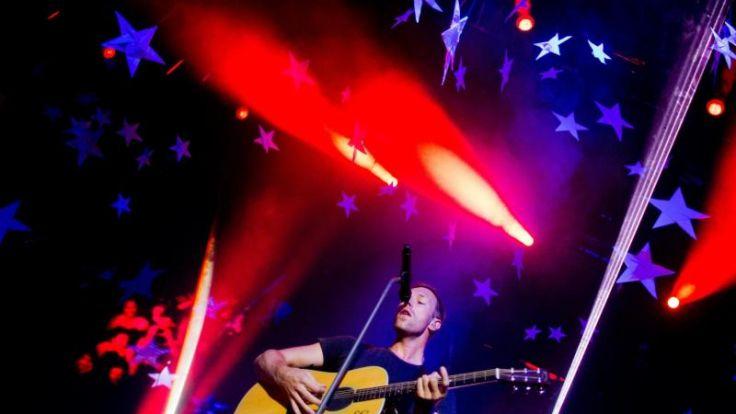 Coldplay:Therapie für gebrochene Herzen (Foto)