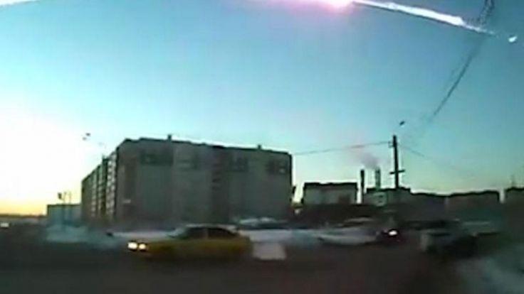 Tscheljabinsk-Meteorit war Produkt einer kosmischen Kollision (Foto)