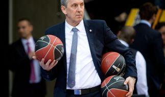 Übergangslösung Mutapcic übernimmt Basketballer (Foto)