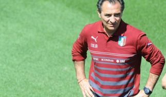 Schwitzen in der «Sauna» - Italien schuftet für WM (Foto)