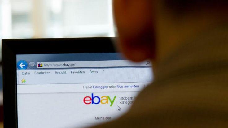 Hackerangriff bei eBay: Passwort ändern (Foto)