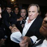 FIFA-Film mit Depardieu feiert während WM Premiere (Foto)