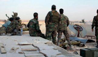 Russland und China blockieren Syrien-Resolution mit Veto (Foto)