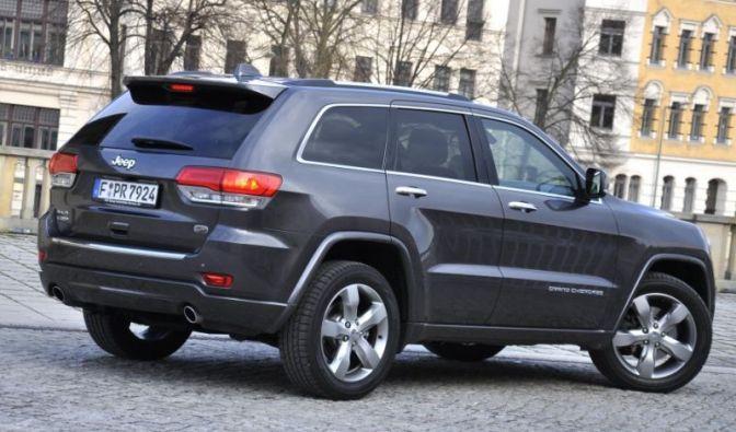 Die besten Bilder zu Test Jeep Grand Cherokee Overland -  Angenehme Überraschung: Jeep (Foto)