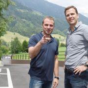 DFB-Team inSüdtirol - Bierhoff: «Brände vermeiden» (Foto)