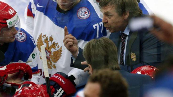 Russlands Titeljagd: Ex-Zweitligaprofi formt Siegerteam (Foto)