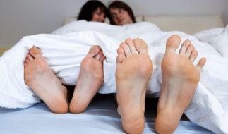 In ihrem Bett wollte die Betrogene nicht länger schlafen. (Foto)