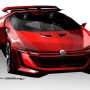 VW verwandelt Golf GTI für Rennspiel in extremen Roadster (Foto)