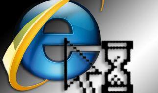 Internet Explorer 8 ist derzeit unsicher (Foto)