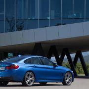 BMW 4er Gran Coupé startet mit fünf Motoren (Foto)