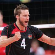 Volleyballer Tischer wechselt nachFriedrichshafen (Foto)
