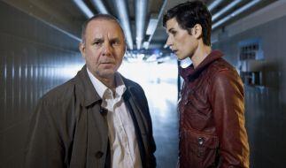 Frank Steier (Joachim Król) und Conny Mey (Nina Kunzendorf) in ihrem letzten gemeinsamen Tatort-Fall. (Foto)