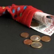 Sparen lohnt sich trotz niedriger Zinsen (Foto)