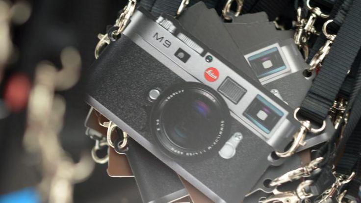 Kamerahersteller Leica öffnet neue Zentrale (Foto)