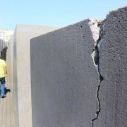 Kosten der Risse am Holocaust-Mahnmal bleiben unklar (Foto)
