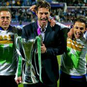 Nach Sieg: Wolfsburg will 2015 zum Hattrick nach Berlin (Foto)