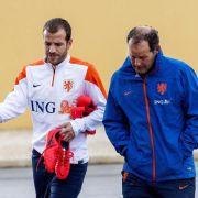 Van der Vaart bei Oranje: «Wie eine Befreiung» (Foto)