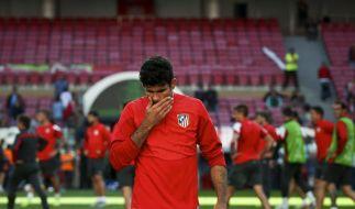 Atlético: Einsatz von Costa und Turan offen (Foto)