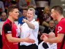Deutsche Volleyballer bezwingen Japan (Foto)