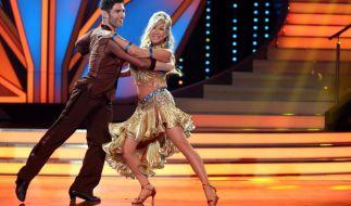 Carmen Geiss hat es nicht ins Finale von Let's Dance geschafft. (Foto)