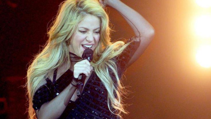 Shakira stellt Video zu WM-Song «La La La» vor (Foto)