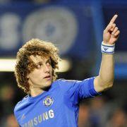 Brasiliens Luiz wechselt von Chelsea nach Paris (Foto)