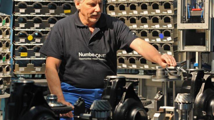 Grüne fürchten «Nahles-Knick» bei Beschäftigung Älterer (Foto)