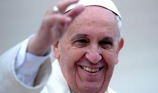 Papst zu Pilgerreise im Heiligen Land (Foto)
