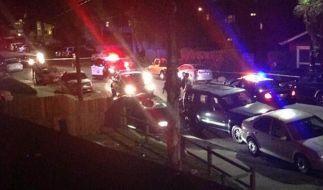 Aus einem Auto heraus hat ein Mann in Santa Barbara sechs Menschen erschossen. (Foto)