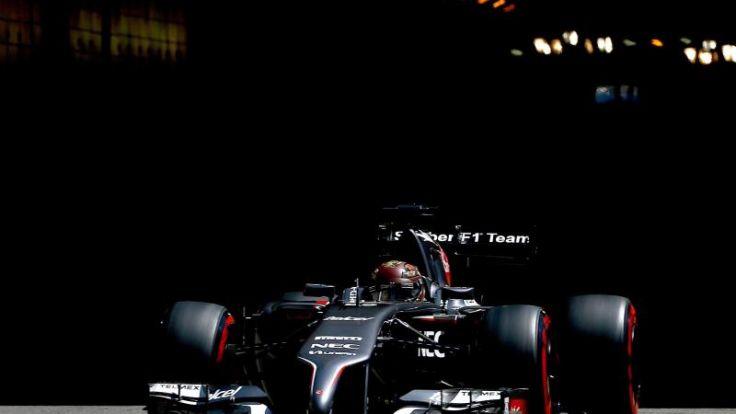 Sutil scheitert in Formel-1-Qualifi von Monaco früh (Foto)