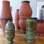 Keine Berührungsängste mehr - Keramik-Kunst ist Trend (Foto)