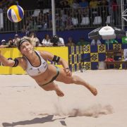 Deutsches Beach-Halbfinale in Prag (Foto)