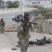 Dutzende Tote bei Terroranschlag auf somalisches Parlament (Foto)