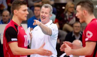 Volleyballer mit optimalem Weltliga-Start (Foto)