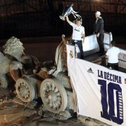 Real meldet sich zurück - Riesenparty nach «La Décima» (Foto)