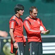 DFB-Team testet gegen Junioren (Foto)