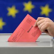 Europawahl: Deutschland und 20 weitere Länder stimmen ab (Foto)