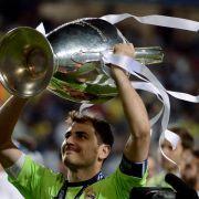 Casillas: Champions-League-Sieg wichtiger als WM-Titel (Foto)