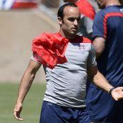 Wirbel nach Donovans WM-Aus: Klinsmann rügt seinen Sohn (Foto)