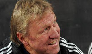 DFB-Pokalauslosung am 1. Juni - Hrubesch zieht Lose (Foto)