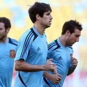Spaniens WM-Kader noch nicht definitiv (Foto)