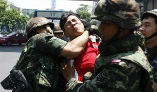 Thailändische Armee zementiert ihre Macht (Foto)