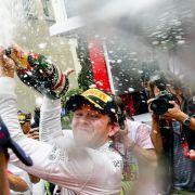 Rosbergs Triumph verschärft die Eiszeit bei Mercedes (Foto)