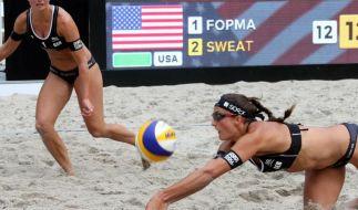 Holtwick/Semmler verlieren World-Tour-Finale in Prag (Foto)