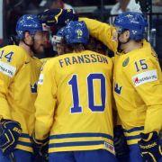 Schweden gewinnt nach Sieg über Tschechien WM-Bronze (Foto)