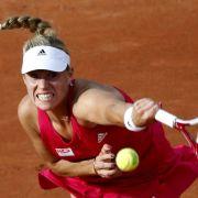 French Open: Kerber mit Pflichtsieg - Favoriten weiter (Foto)